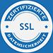 Logo SSL zertifiziert
